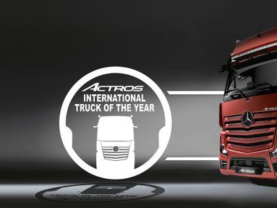 Actros: Truck of the Year 2020