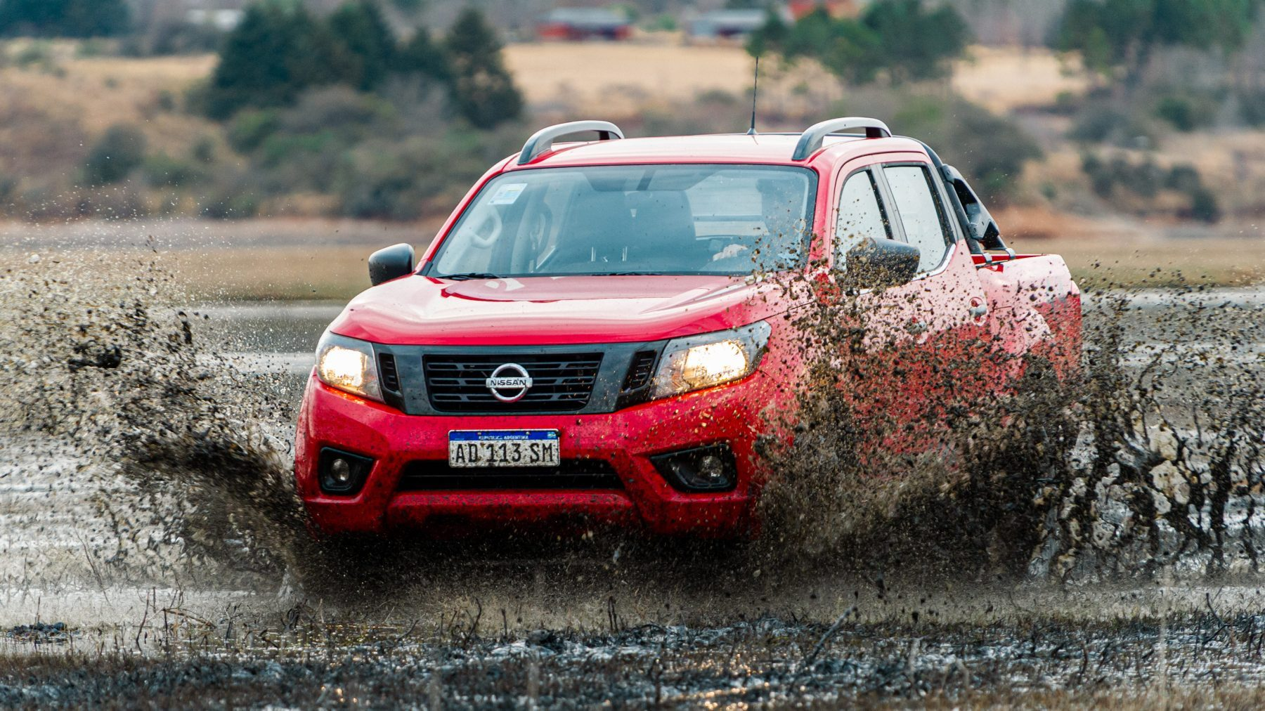 Nissan Frontier XGEAR 4×2 AT